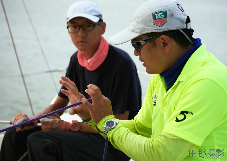 柳州 柳州杯上一枝花 传授内河风小的球帆技术.jpg