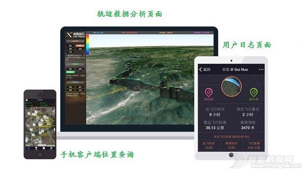 航海极限追踪器-让您的位置实时可见,个人航海、赛事必备 航海极限追踪器应用界面4.jpg
