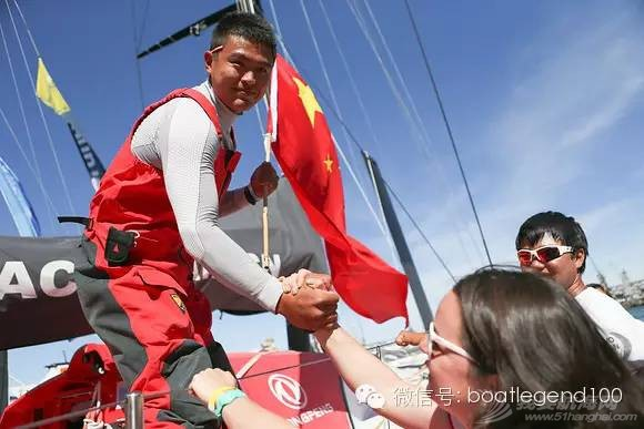 四个字评价亚诺环中国岸海帆船赛:帅你一脸! 29d71b800bd630fa668996799da1fc8b.jpg