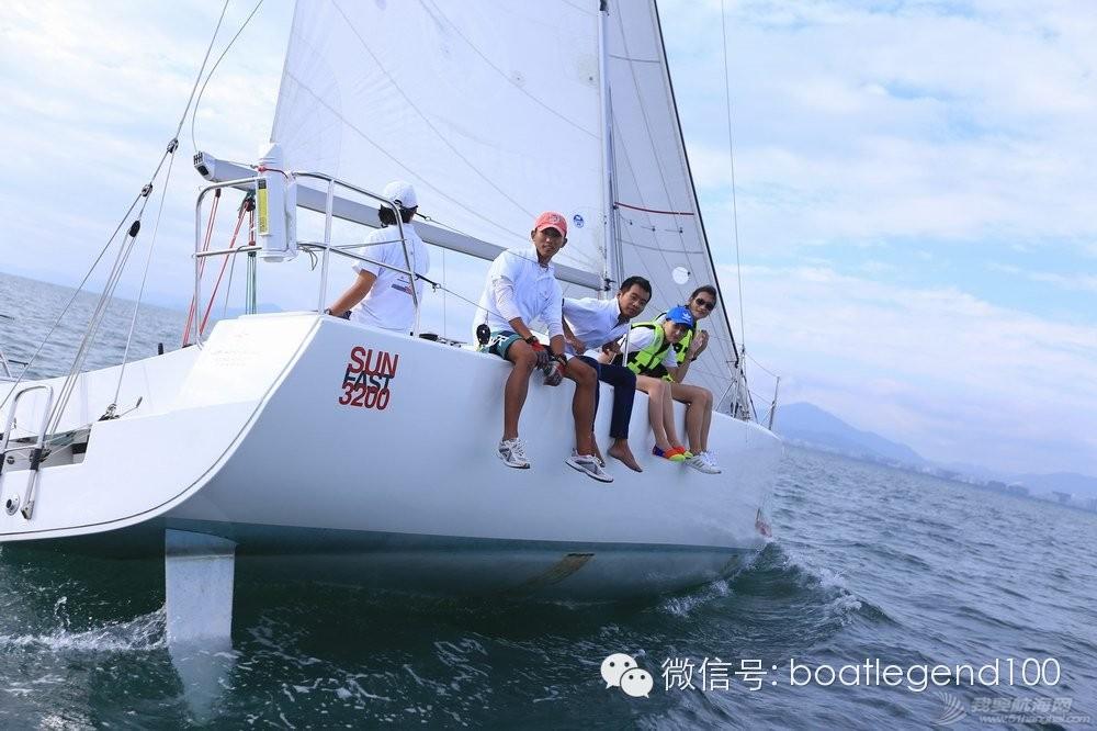 四个字评价亚诺环中国岸海帆船赛:帅你一脸! a40328f294bee0dc22420359d5aa3b7f.jpg