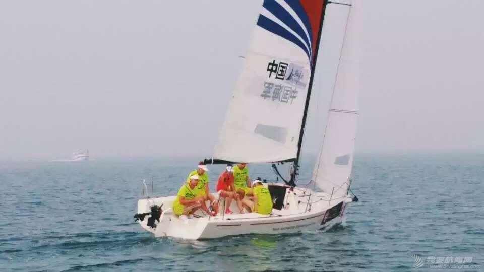 美国,朋友,帆船,国际,威海 帆船初体验——记参加威海杯国际帆船赛 归航