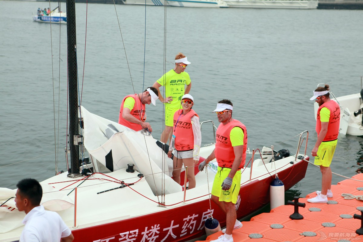 美国,朋友,帆船,国际,威海 帆船初体验——记参加威海杯国际帆船赛 4.jpg