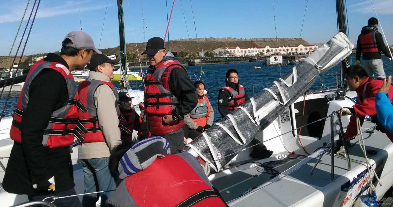 """帆船,课程,青春 """"致青春的你""""公益帆船培训一、二期课程情况 892493959675872648.jpg"""