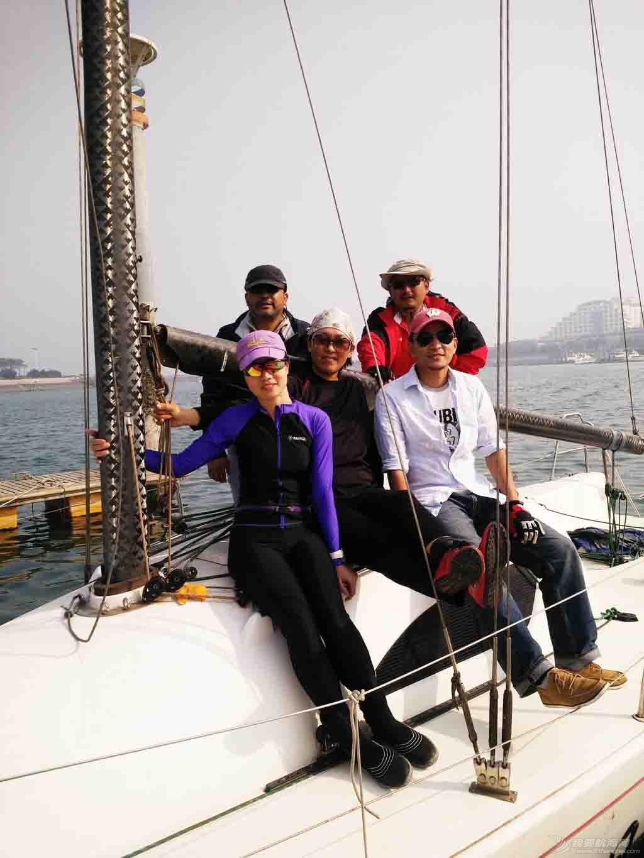 日照 日照公益航海培训之梦想的起航