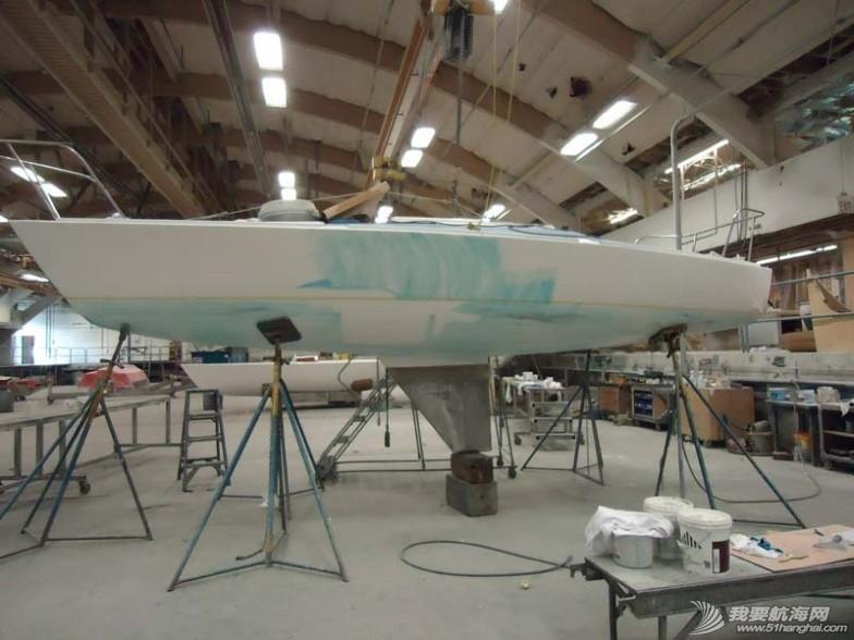 GR-750船架制作,我要航海网
