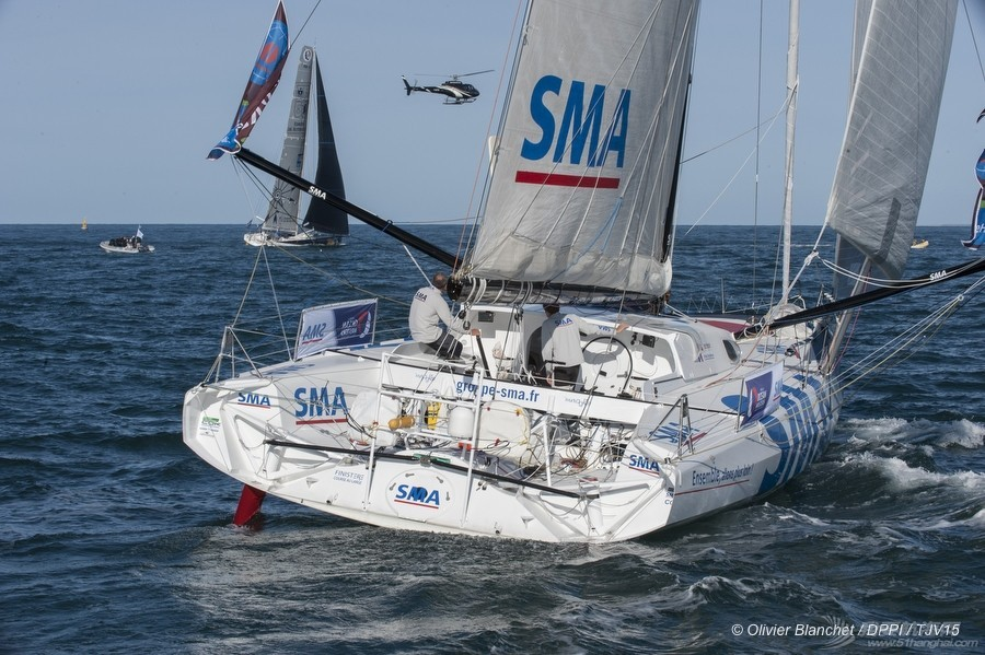 [图集]阵风40节的大西洋  40多艘帆船在劈波斩浪 539a7afbd4222f00e466c2370b09a209.jpg