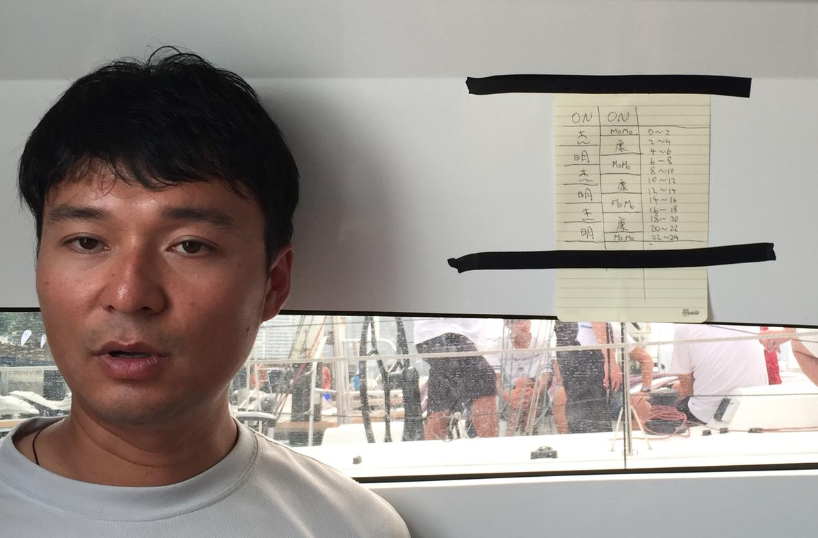 赛事,沃尔沃,骑自行车,中国海,纪录片 驾驶帆船在海山浪谷中穿梭,太美妙了:亚诺环中国海帆船赛系列之真实的远航 5809756363907a190d.png