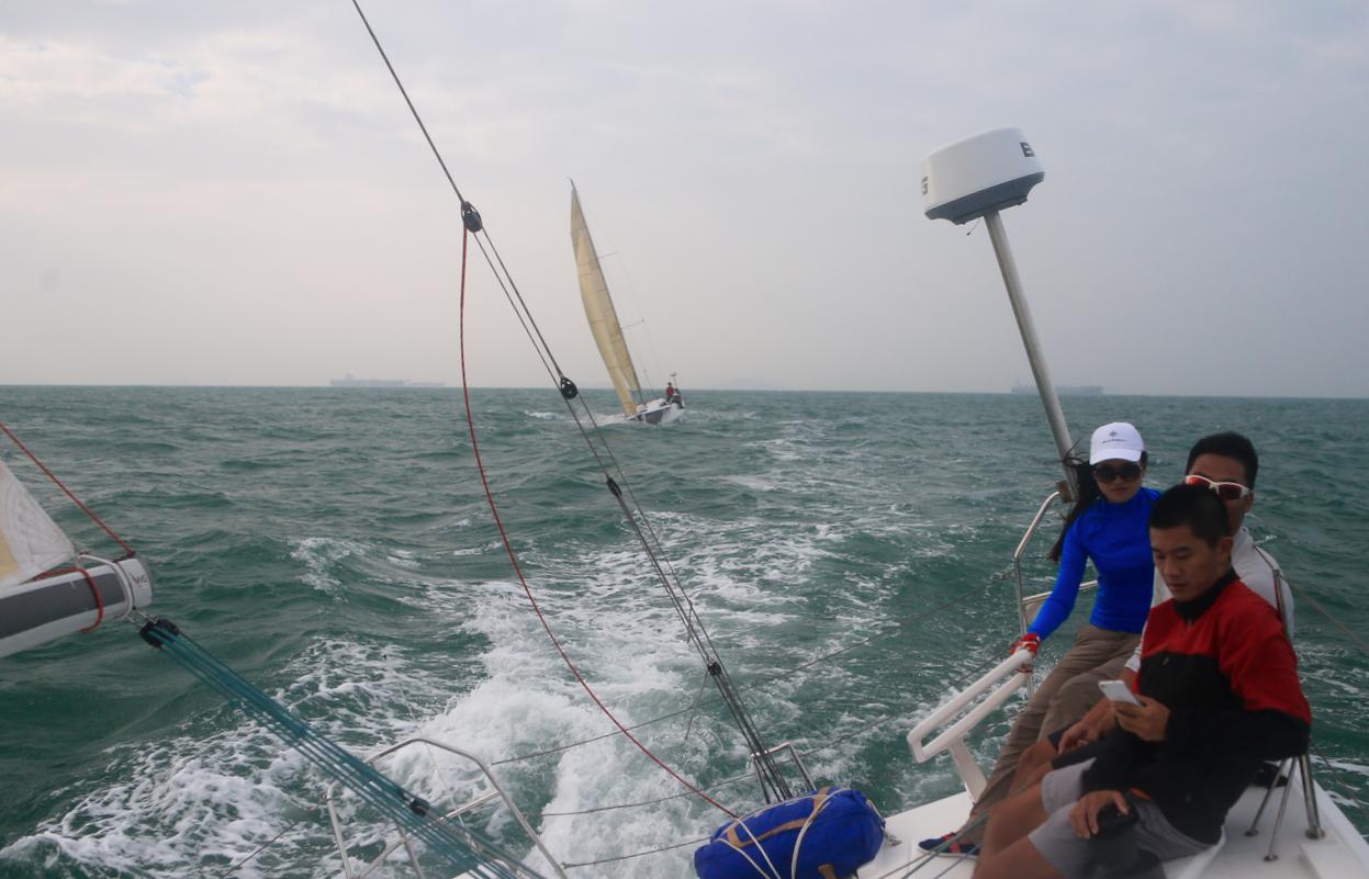 赛事,沃尔沃,骑自行车,中国海,纪录片 驾驶帆船在海山浪谷中穿梭,太美妙了:亚诺环中国海帆船赛系列之真实的远航 6118256363a9de499e.png