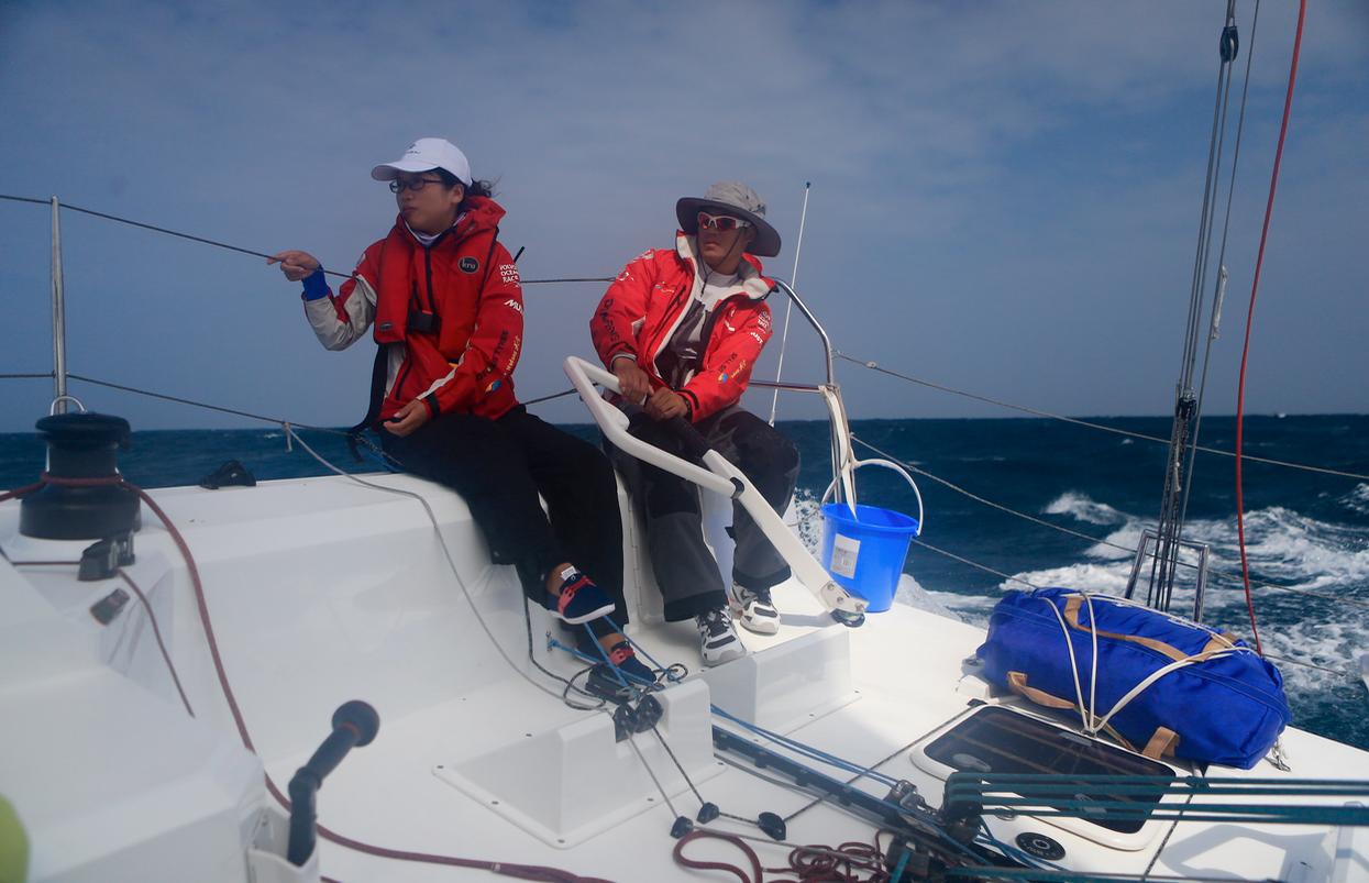 赛事,沃尔沃,骑自行车,中国海,纪录片 驾驶帆船在海山浪谷中穿梭,太美妙了:亚诺环中国海帆船赛系列之真实的远航 36282563642b348910.png