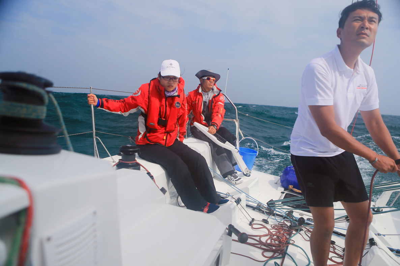 赛事,沃尔沃,骑自行车,中国海,纪录片 驾驶帆船在海山浪谷中穿梭,太美妙了:亚诺环中国海帆船赛系列之真实的远航 83074563644d008a62.png