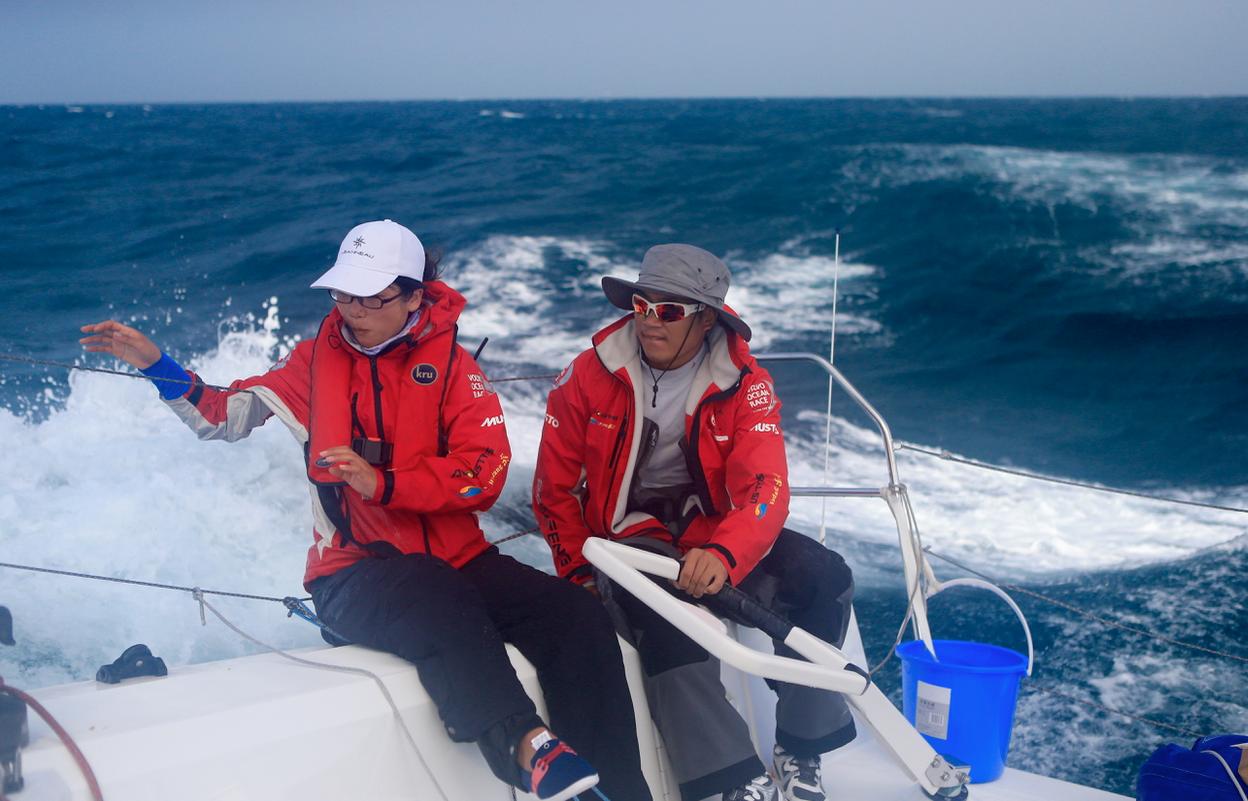 赛事,沃尔沃,骑自行车,中国海,纪录片 驾驶帆船在海山浪谷中穿梭,太美妙了:亚诺环中国海帆船赛系列之真实的远航 7650156364788a1ecb.png
