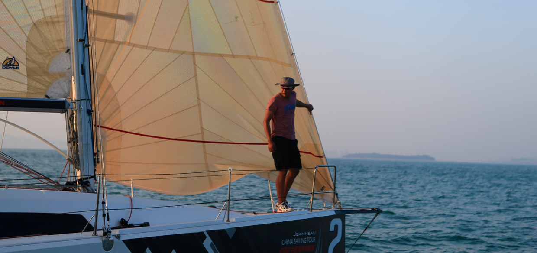 赛事,沃尔沃,骑自行车,中国海,纪录片 驾驶帆船在海山浪谷中穿梭,太美妙了:亚诺环中国海帆船赛系列之真实的远航 2483156364fbdbfdc0.png