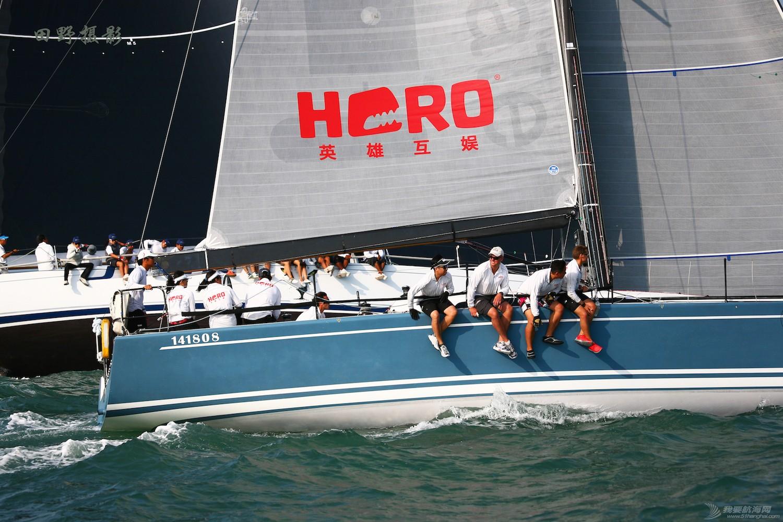中国 《中国杯之美》2015中国杯帆船赛田野摄影 2015中国杯帆船赛照片