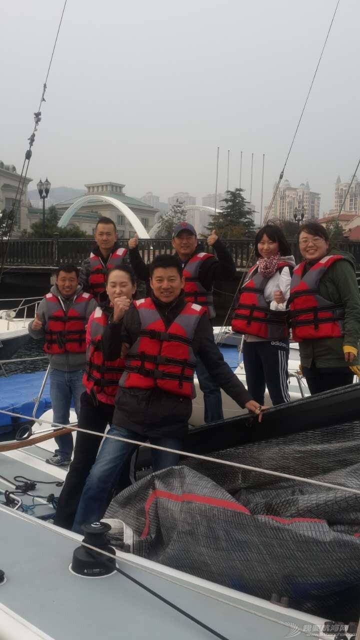 """帆船,课程,青春 """"致青春的你""""公益帆船培训三、四期课程情况 792844716341708321.jpg"""