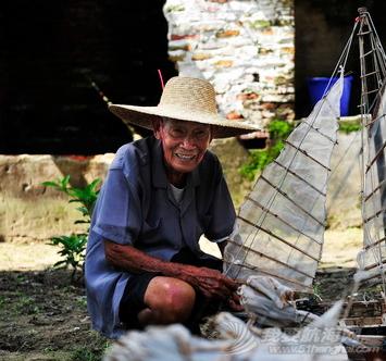 """徐闻,帆船,道具,历史 徐闻85岁""""船痴""""张全:""""是帆船救了我的命"""" 2.png"""