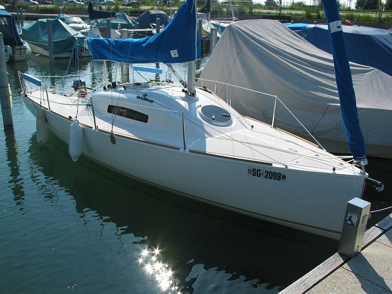 合伙,排水量,铝合金,爱好者,淡水湖 Argo680帆船 真身