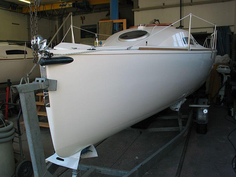合伙,排水量,铝合金,爱好者,淡水湖 Argo680帆船 国外