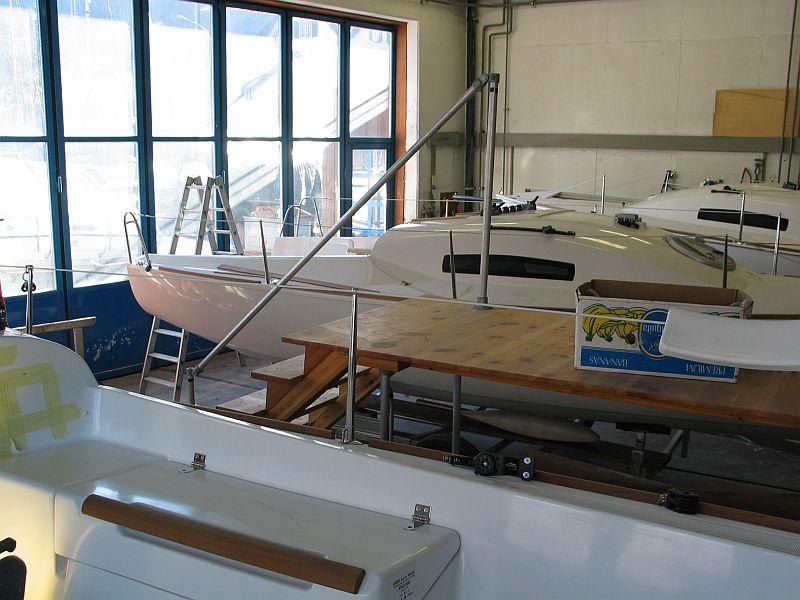 合伙,排水量,铝合金,爱好者,淡水湖 Argo680帆船 美国工厂