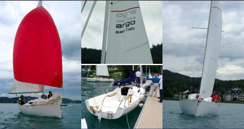 合伙,排水量,铝合金,爱好者,淡水湖 Argo680帆船 美国