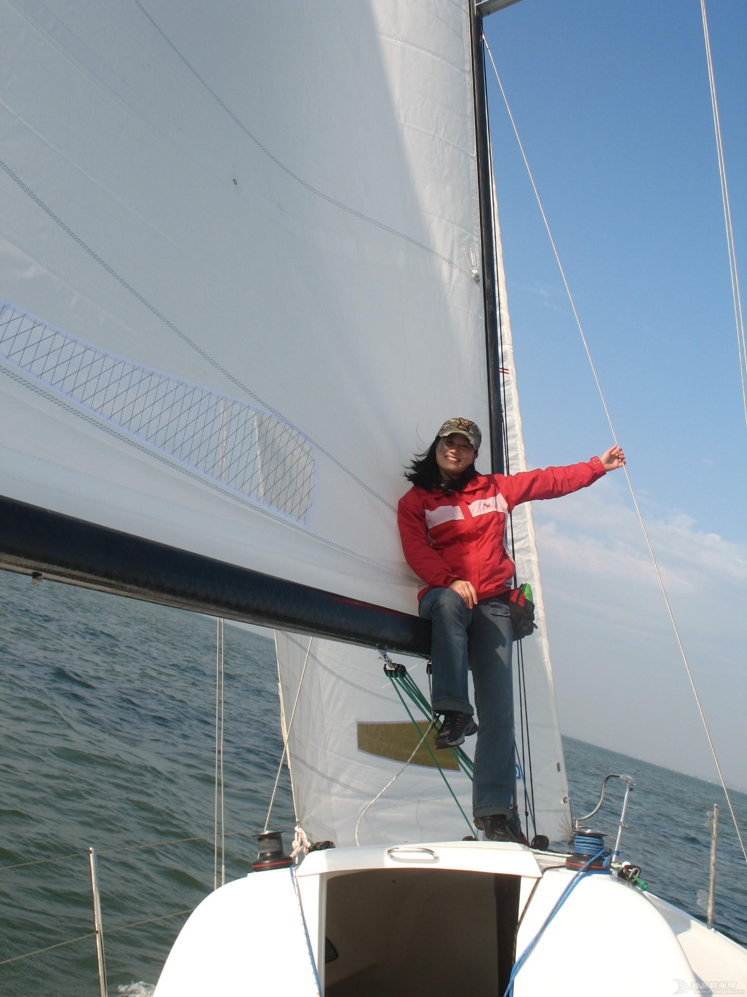 中国,帆船 竞自由帆船队首秀第九届中国杯帆船赛 IMG_0614.JPG