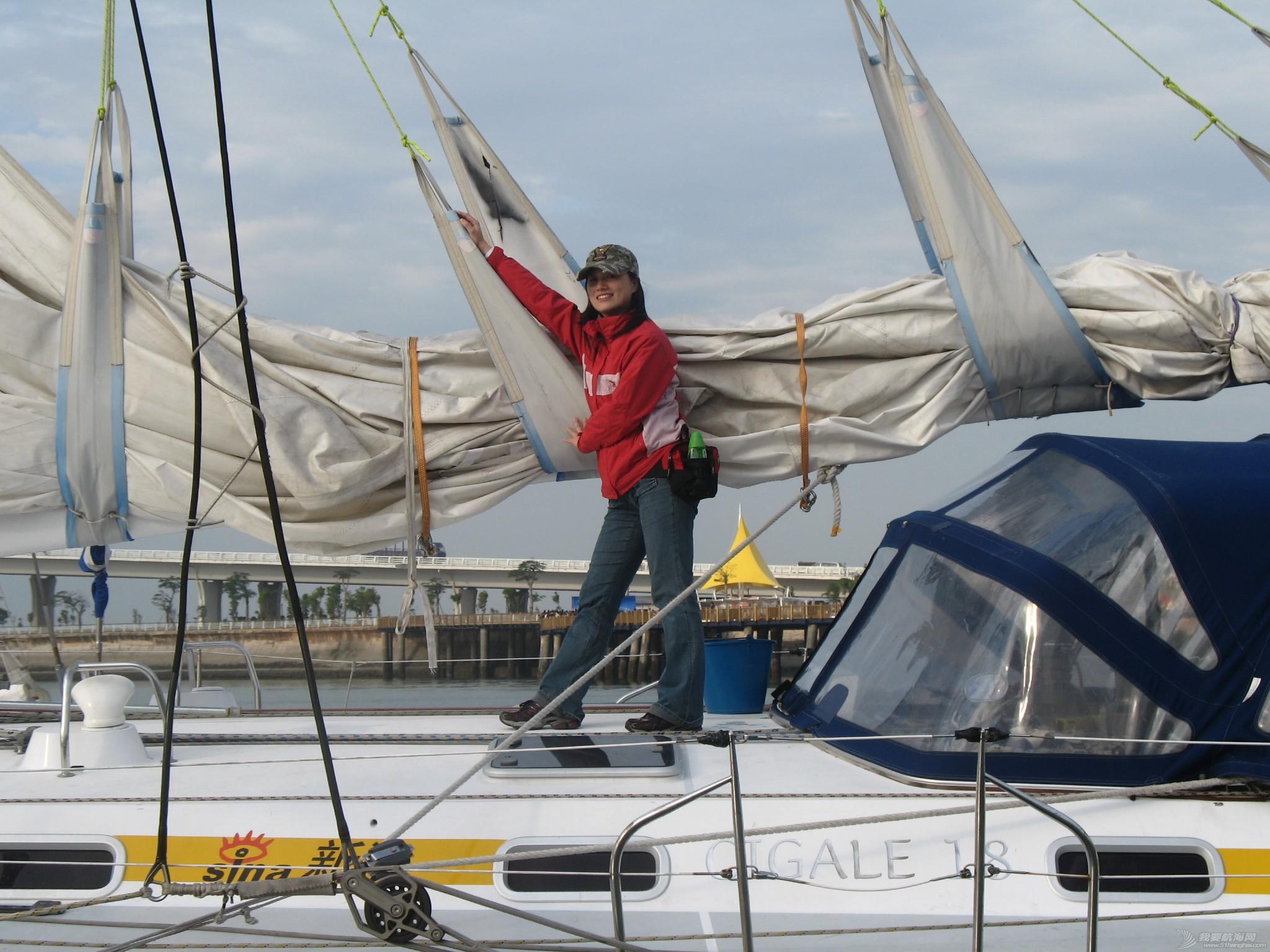 中国,帆船 竞自由帆船队首秀第九届中国杯帆船赛 IMG_0739.JPG