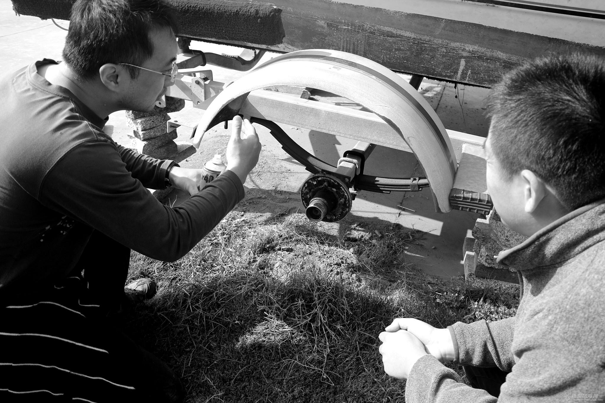 机械师,发动机,办公室,五金件,修理工 我的义工生活006:修理工、露天修理场与库存快艇 IMG_6891_看图王.jpg