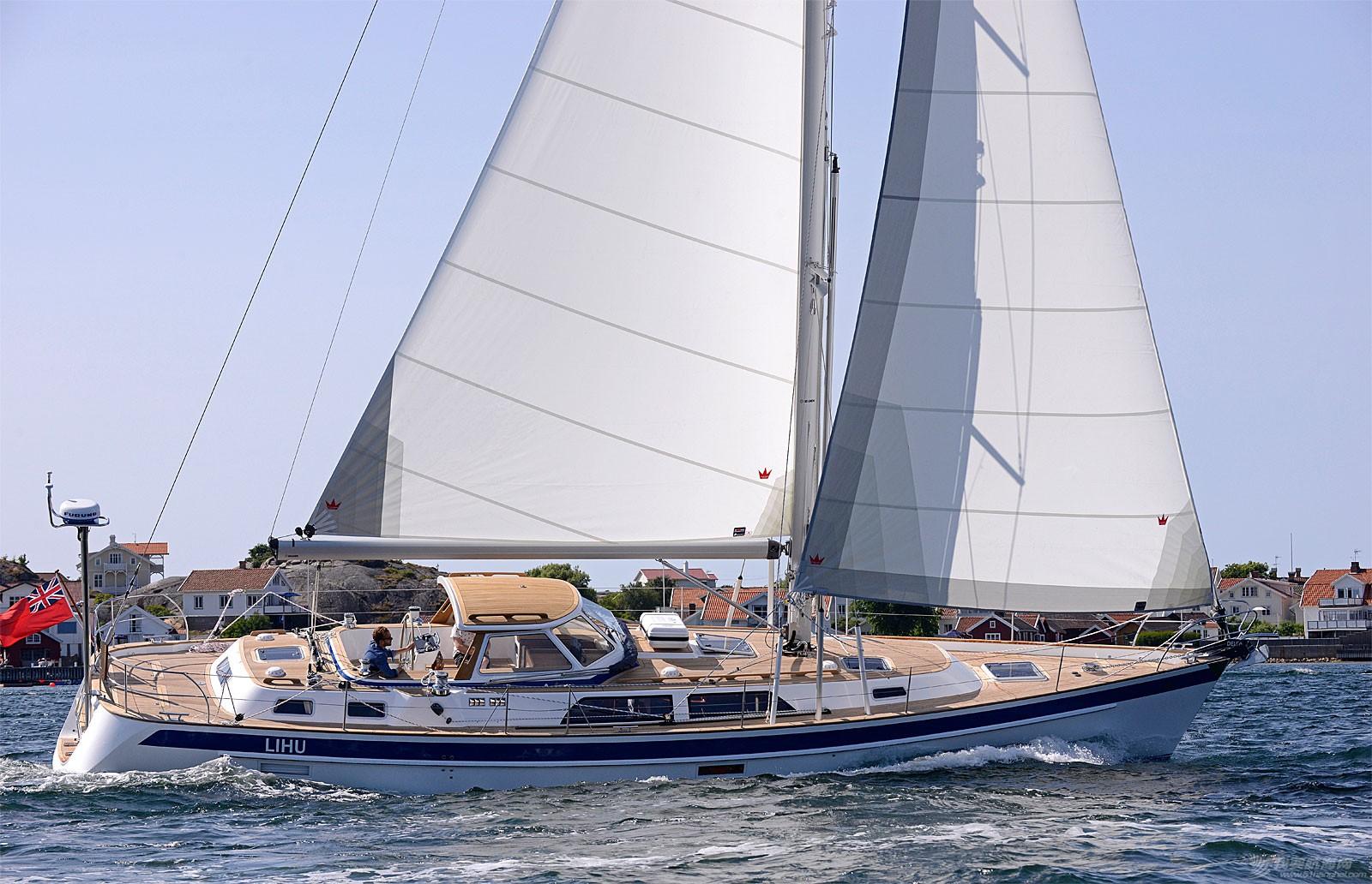 二手,帆船 二手帆船的选择 HR48MkIIsailing824RickTomlinson.jpg