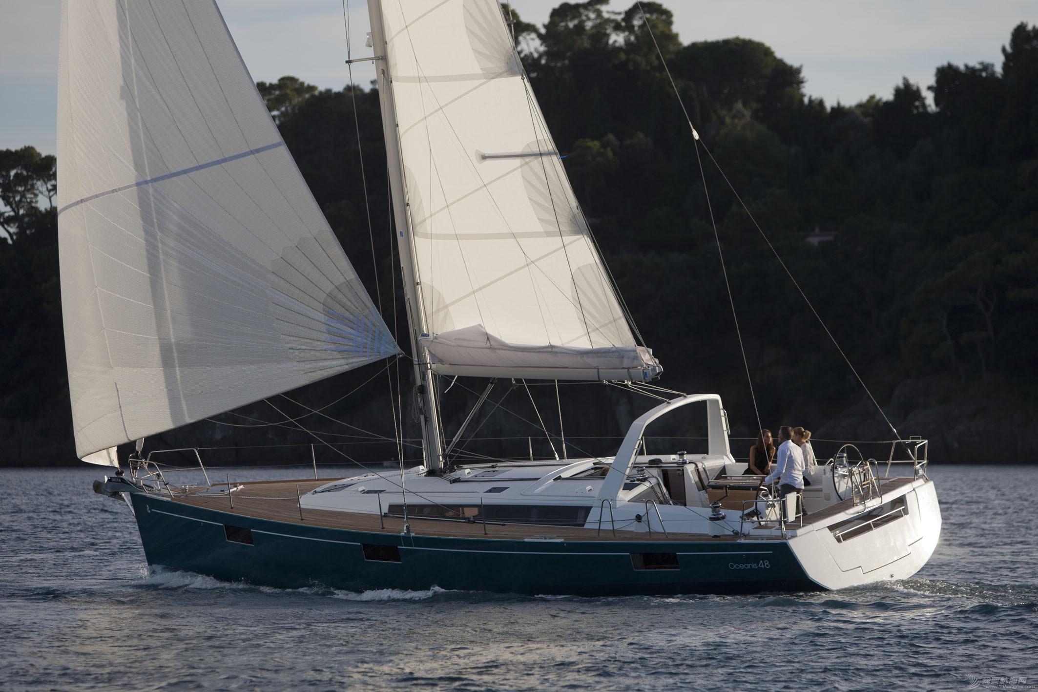 二手,帆船 二手帆船的选择 Oceanis-48-14.jpg