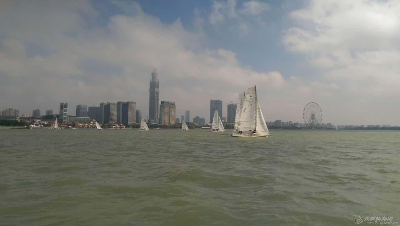 救生衣,帆船,日照 我要去航海日照公益隊之蘇州金雞湖城際內湖杯——菜鳥們的第一次帆船比賽