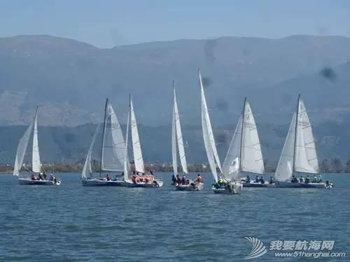 别光顾着看西马,帆船赛今天最后一个比赛日,同样美翻了!(多图)