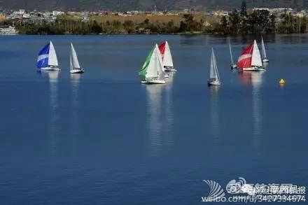 别光顾着看西马,帆船赛今天最后一个比赛日,同样美翻了!(多图) fcb67f84d15b3229c9c56b51e74c873f.jpg