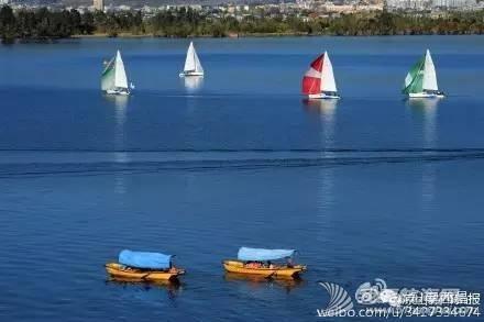 别光顾着看西马,帆船赛今天最后一个比赛日,同样美翻了!(多图) 6f0853ec54fceec4519736221de67b9c.jpg