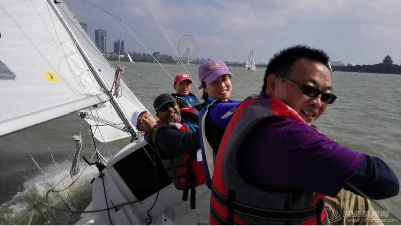 金鸡,苏州 苏州金鸡湖帆船赛-我的处女赛