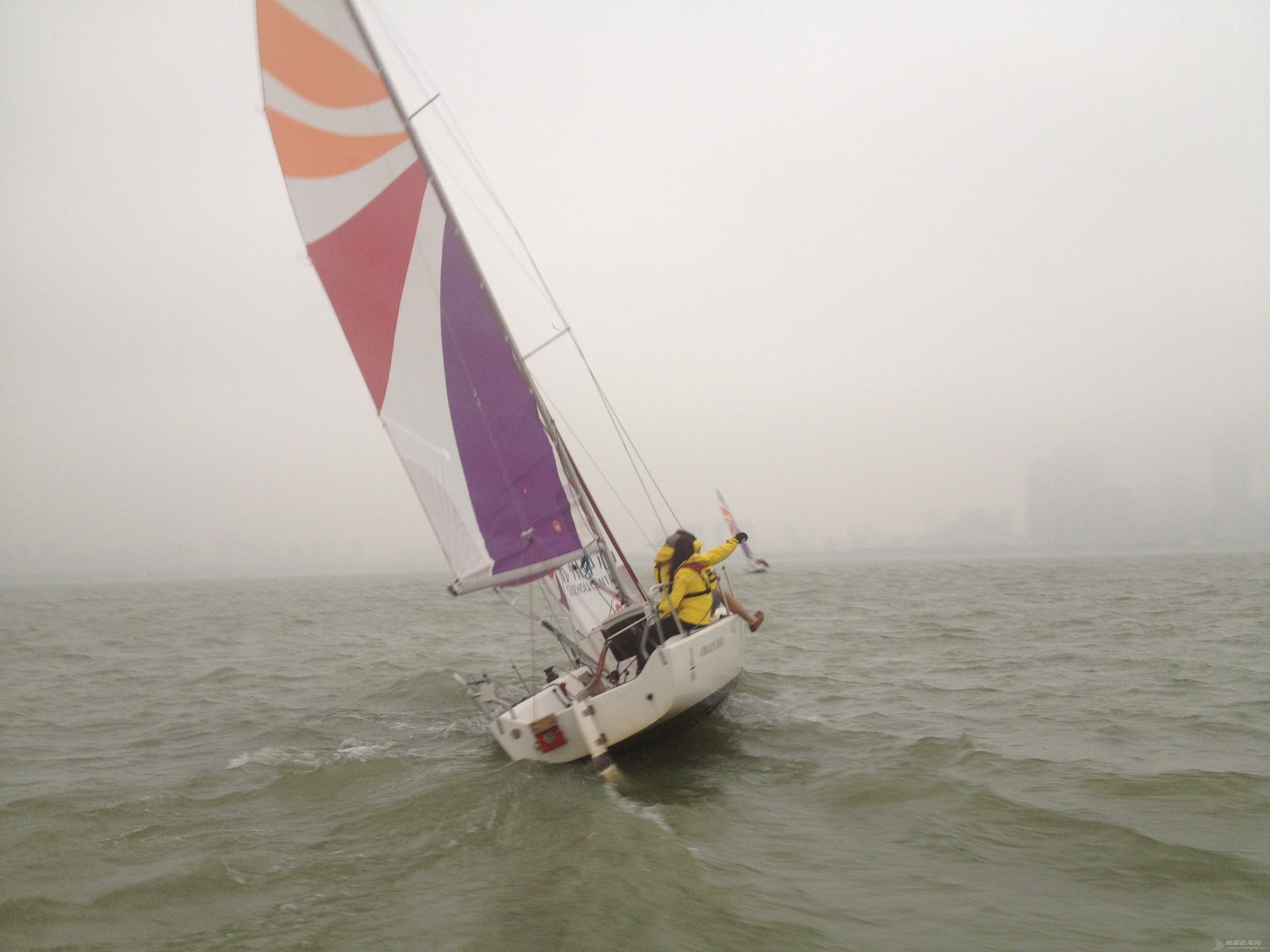 金鸡,苏州 苏州金鸡湖帆船赛-我的处女赛 IMG_2800.JPG
