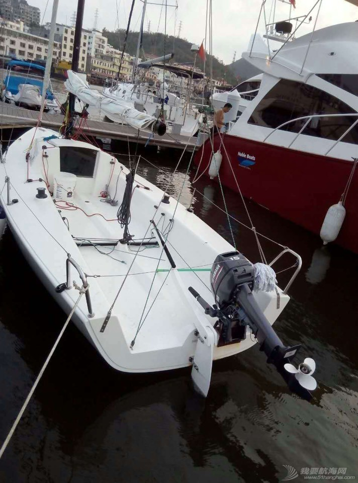 三亚九成新帆船J70出售 210454jk49mlzl998bnl1l.jpg