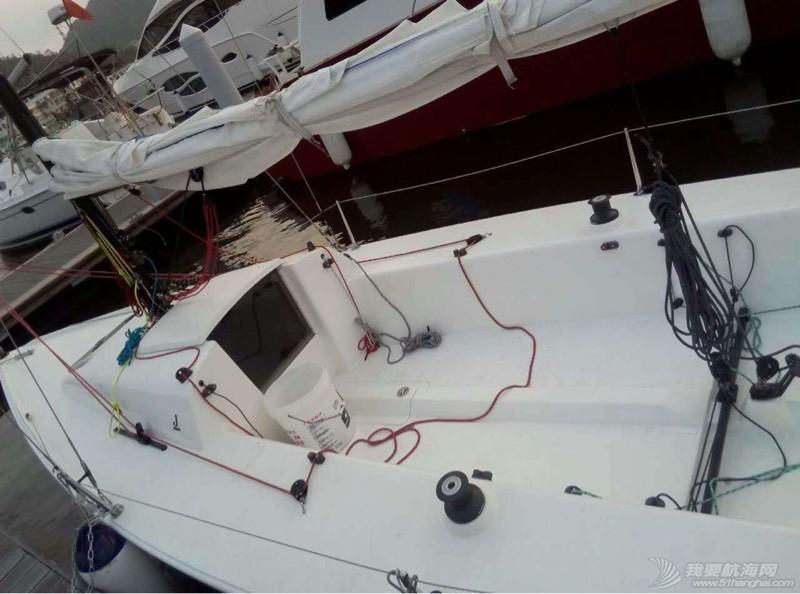 三亚九成新帆船J70出售 210455omh8v8hr8qks553q.jpg