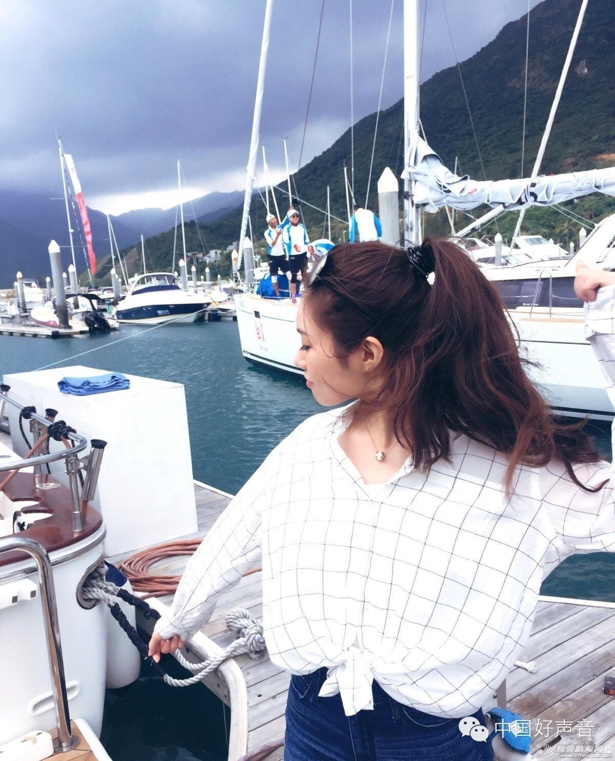 赵大格唱响中国杯帆船赛录新歌上真人秀挑战自我 f4b0a8b806e4923f8a99d1be0a5e2a5e.jpg