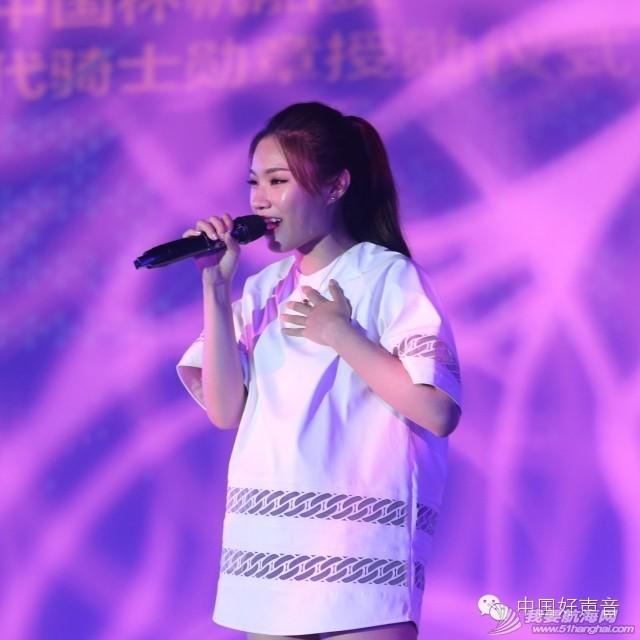 赵大格唱响中国杯帆船赛录新歌上真人秀挑战自我 797c3a3e81d4a6845ec7d5f7c5792eb6.jpg