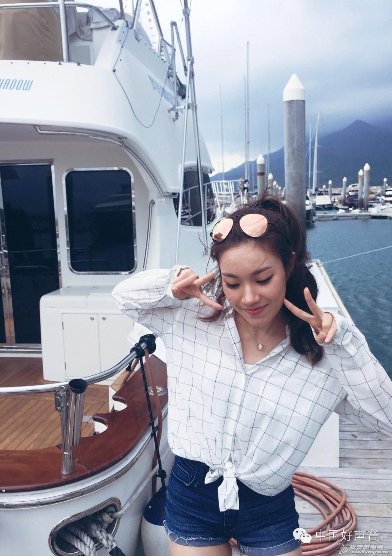 赵大格唱响中国杯帆船赛录新歌上真人秀挑战自我 299f82d0fcd80573996e57bd16ea7780.jpg
