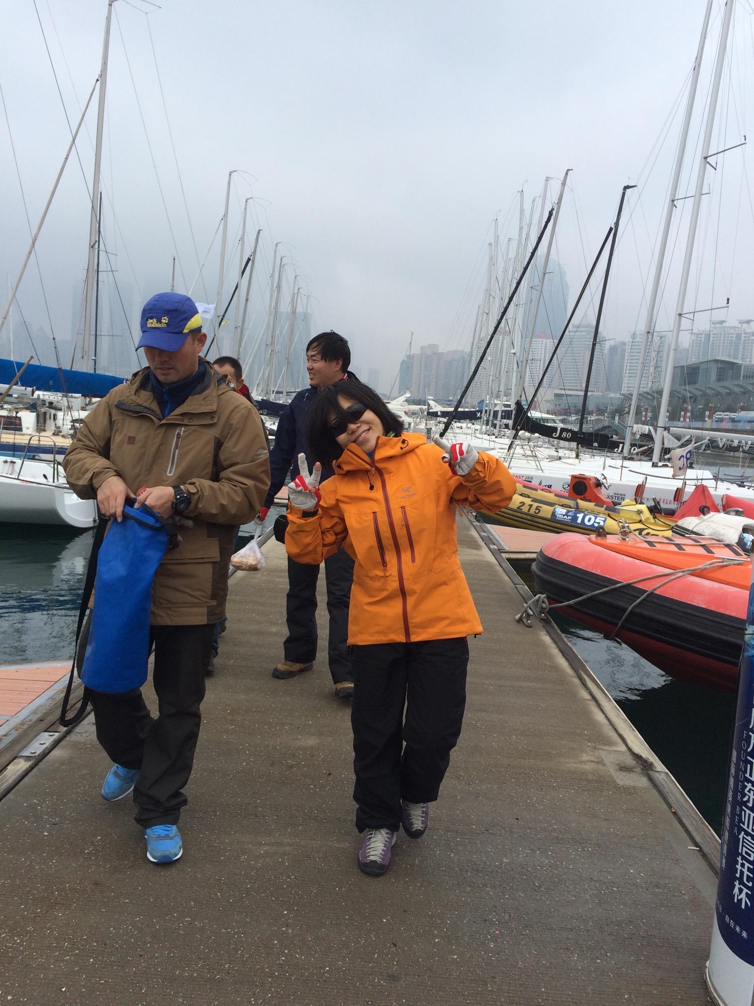 新西兰,北京,青岛,帆船,大海 一个帆船航海老菜鸟深秋细雨中的帆船赛 IMG_8960.jpg