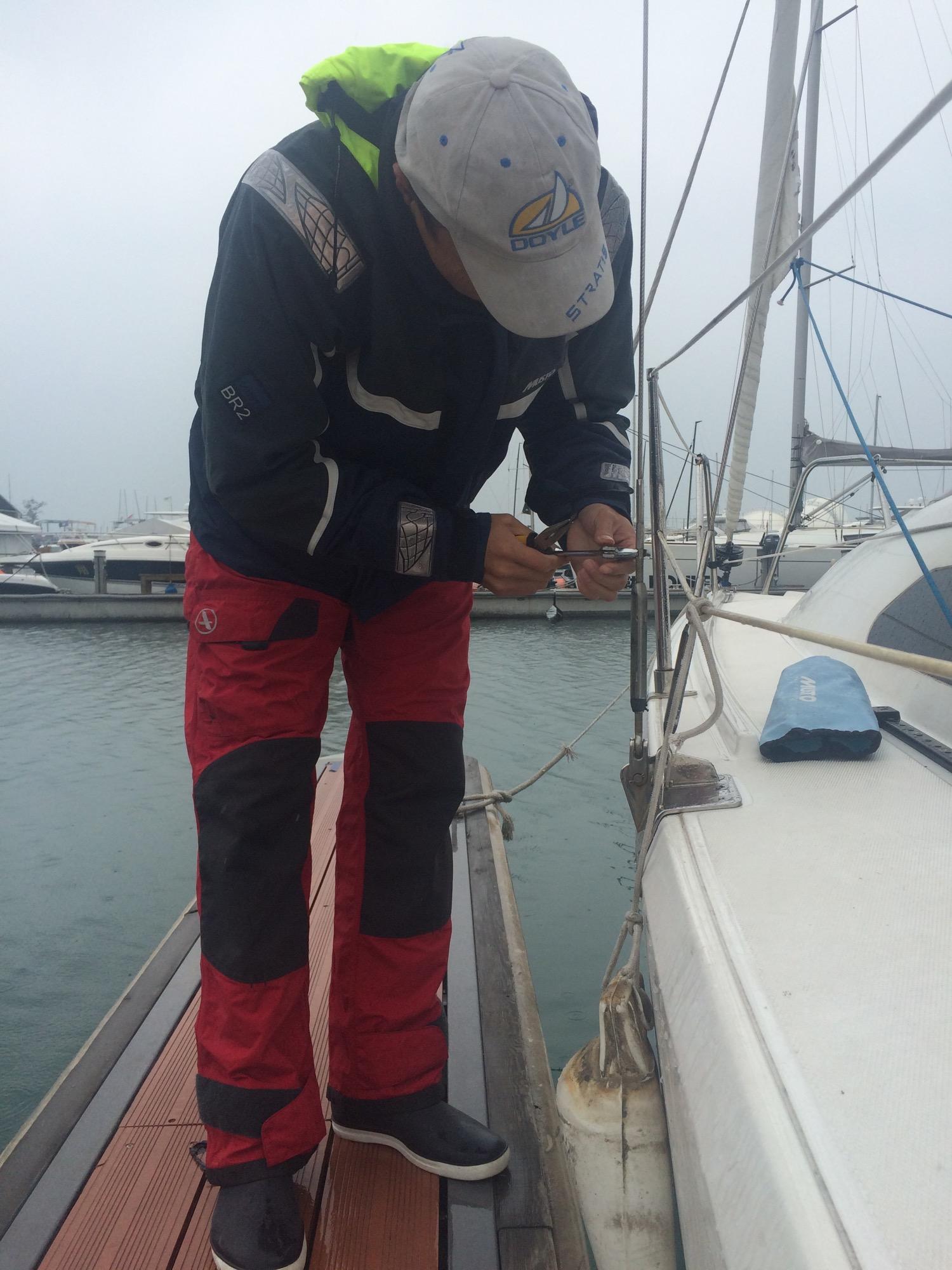 新西兰,北京,青岛,帆船,大海 一个帆船航海老菜鸟深秋细雨中的帆船赛 IMG_9002.jpg