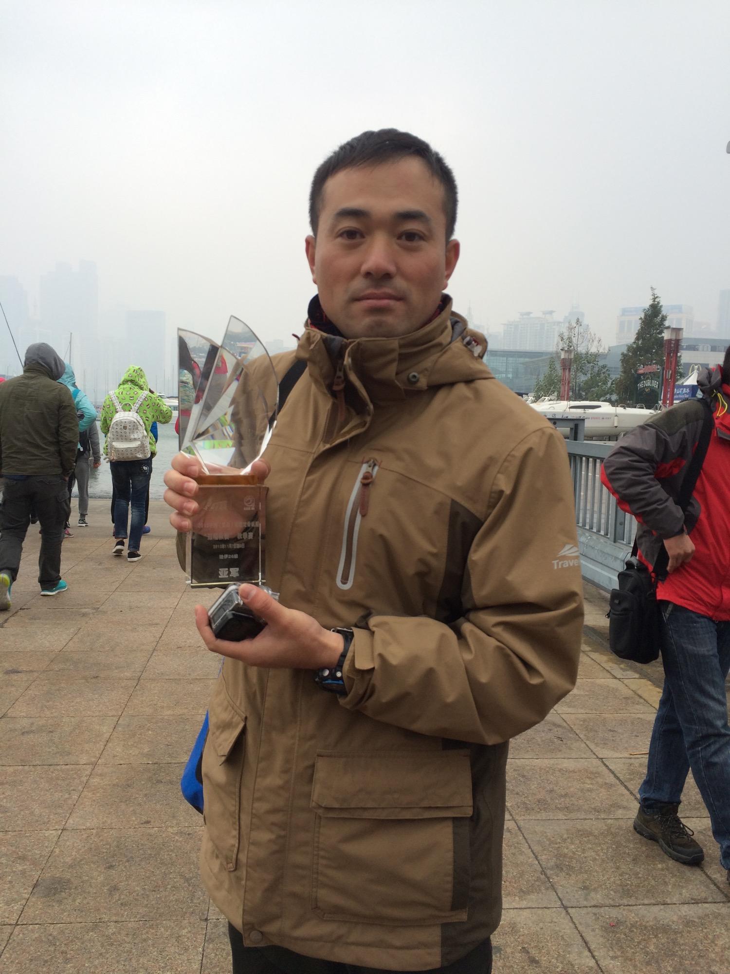 新西兰,北京,青岛,帆船,大海 一个帆船航海老菜鸟深秋细雨中的帆船赛 IMG_9055.jpg