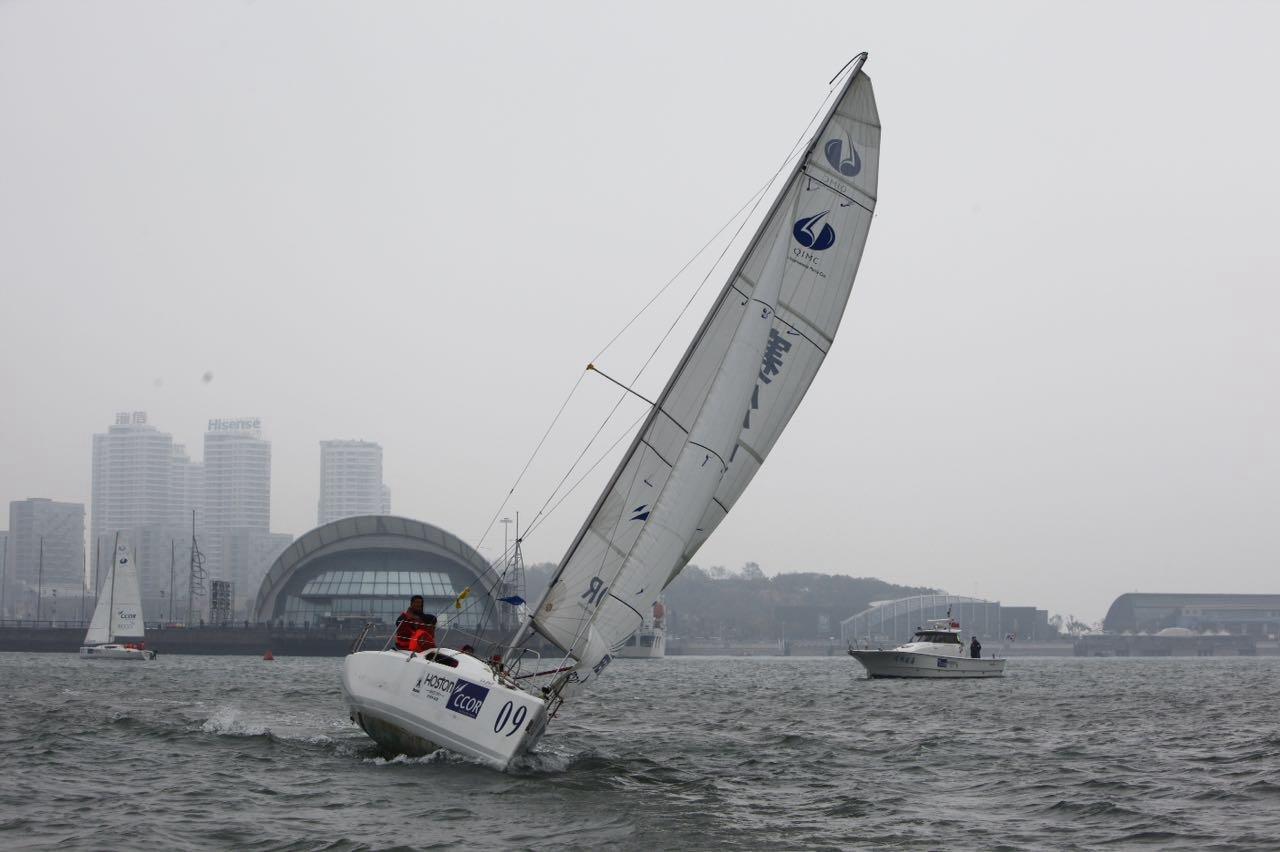 新西兰,北京,青岛,帆船,大海 一个帆船航海老菜鸟深秋细雨中的帆船赛 WeChat_1447330468.jpg
