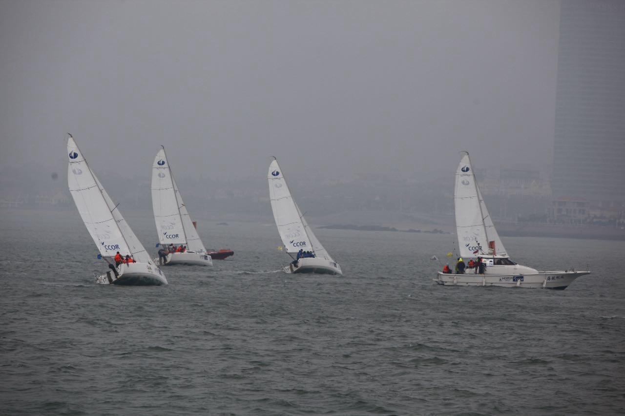 新西兰,北京,青岛,帆船,大海 一个帆船航海老菜鸟深秋细雨中的帆船赛 WeChat_1447330482.jpg
