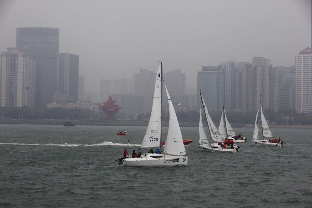 新西兰,北京,青岛,帆船,大海 一个帆船航海老菜鸟深秋细雨中的帆船赛 WeChat_1447330506.jpg