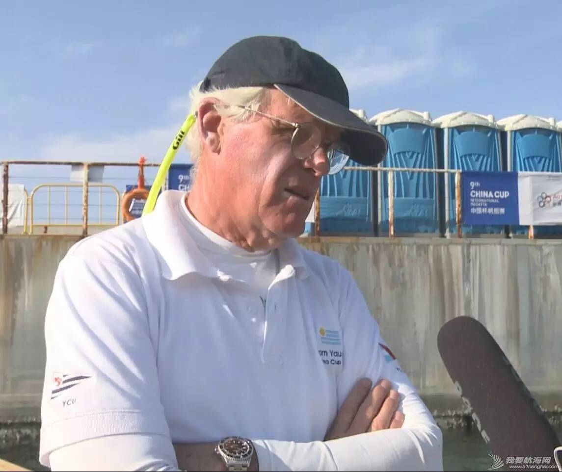 乌拉圭队,奥运冠军,劳力士,国际帆联,本职工作 这个满头银发的水手  在国际帆联当了20年志愿者 bcf58941ca3ea0c6d58f19c49da6135f.jpg