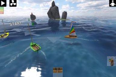 """小水手""""航海模拟器及比赛应用程序测评 LittleSailor.jpg"""