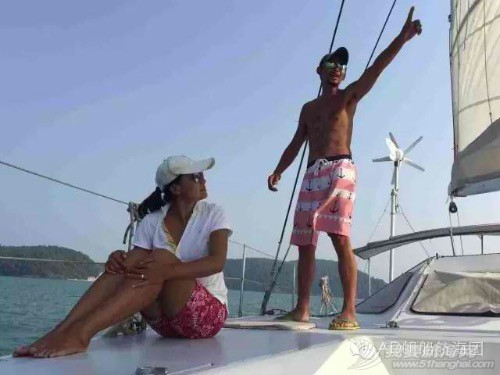 AD航海团 帆船游记2: 丽贝岛到那柯岛(KO ROK NOK)激浪人生
