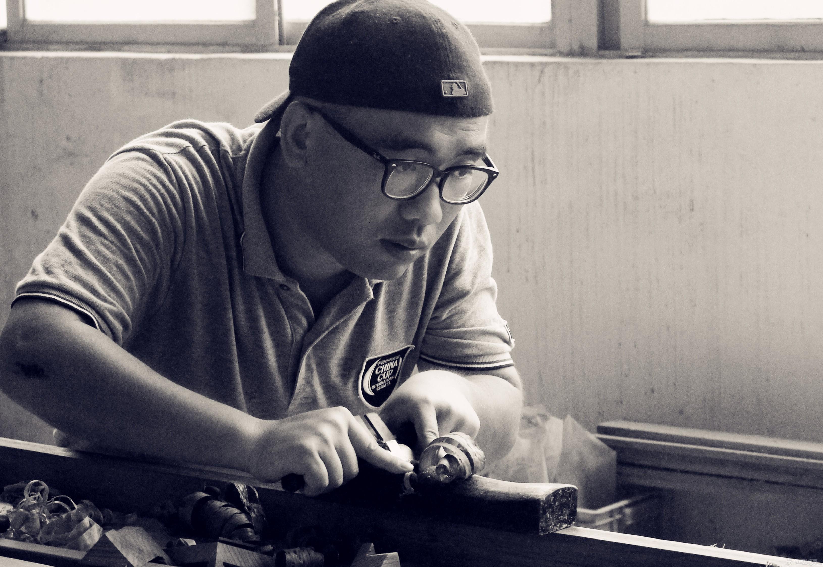 最后一战,老师傅,最大的,中国,小说 超级游艇厂的木匠诗人 图1