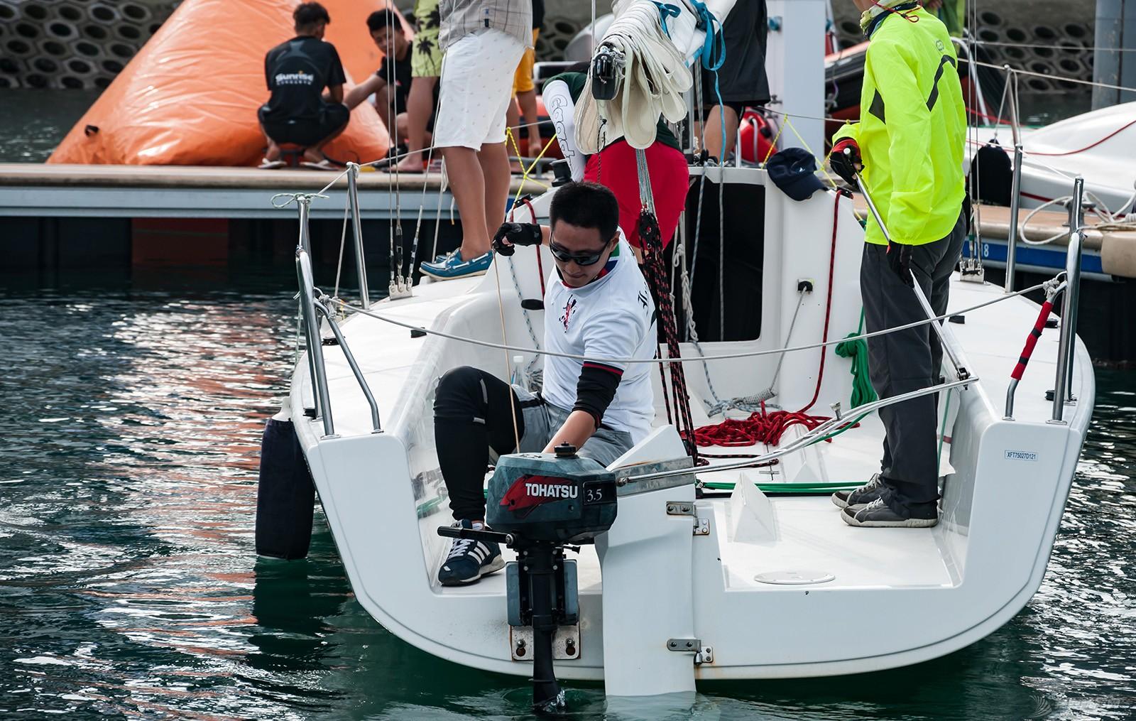 【2015大鹏杯帆船赛】51航海网船队整装待发 c4.jpg